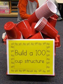 Team Building: 100 Cup Challenge