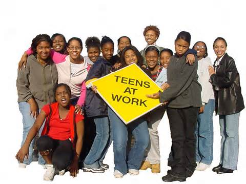 teens-at-work